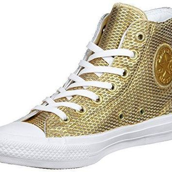Converse Chuck Taylor All Star Hi Gold/white/white