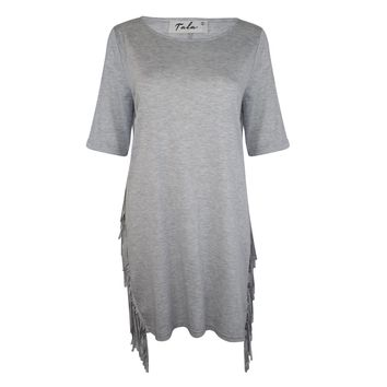 Fringe B Day Tunic