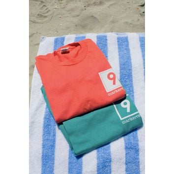 Channel Marker Nine Short Sleeve T-Shirt