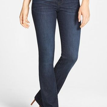 Women's Lucky Brand 'Brooke' Stretch Bootcut Jeans ,
