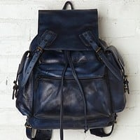 Old Trend Womens Moto Distressed Backpack