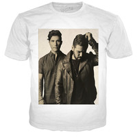 Dan + Shay 'Obsessed' Album Cover T-shirt