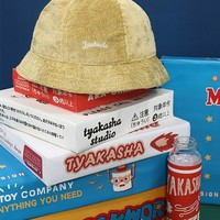 Tyakasha Toy Shop Corduroy Bucket Hat