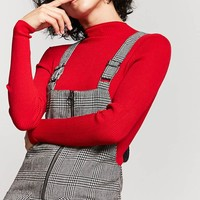 Tweed Overall Dress