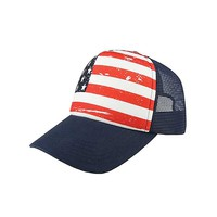 Awkward Styles American Flag Hat USA Flag Hat For Proud American Gifts 4th Of July