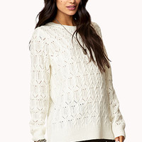 Jolt Textured Knit Sweater