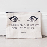 Cat Eye Pouch