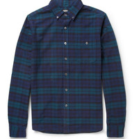 Todd Snyder Check Cotton Shirt | MR PORTER