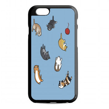 Kitten Rain For iphone 6 case
