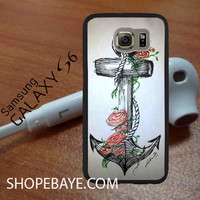 vintage anchor For galaxy S6, Iphone 4/4s, iPhone 5/5s, iPhone 5C, iphone 6/6 plus, ipad,ipod,galaxy case
