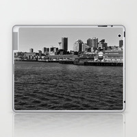 On the Waterfront Laptop & iPad Skin by Upperleft Studios | Society6