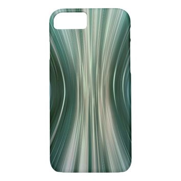 Green Futuristic Driving Dreams iPhone 8/7 Case