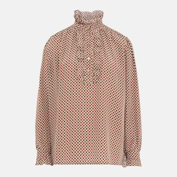Beige Meredith Shirt - Stella Mccartney