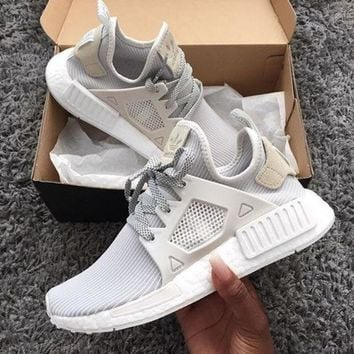 ADIDAS RUNNING NMD XR1 Women/Men Sports shoes White F
