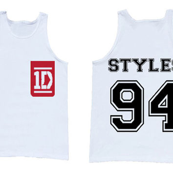 One Direction Harry Styles tank top