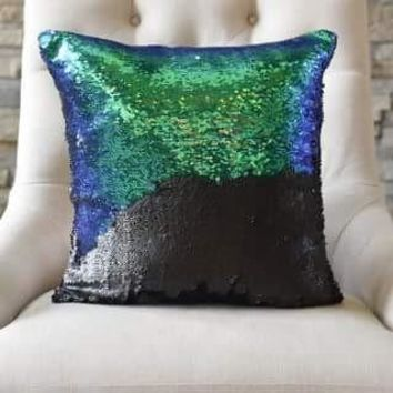 Mermaid Pillows in Multiple Colors