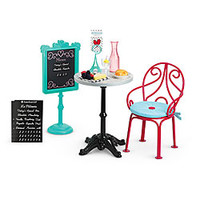 American Girl® Dolls: Grace's Bistro Set
