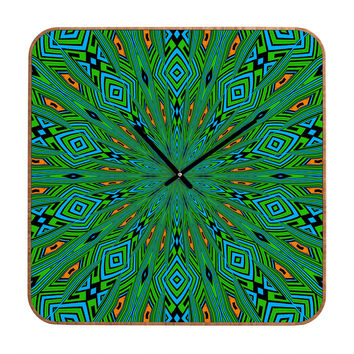 Lisa Argyropoulos Urban Aztec Custom Clock