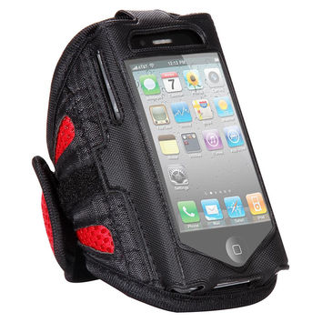 Hottest Casual Cover Sport Gym Case For iPhone5 5S Arm Band Accessories Holder PU Leather + Nylon Pouch for Apple iphone 5