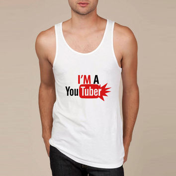 im a youtuber Tank Top