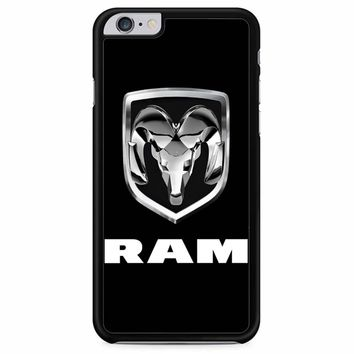 Dodge Ram Truck Logo iPhone 6 Plus/ 6S Plus Case