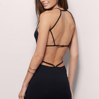 Desired Mischief Bodycon Dress