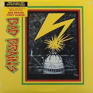 Bad Brains - Bad Brains LP Vinyl NEW