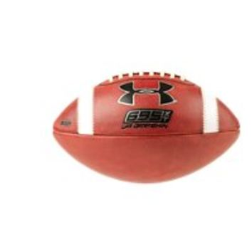 Under Armour UA Notre Dame 695XT Leather Game Ball Football