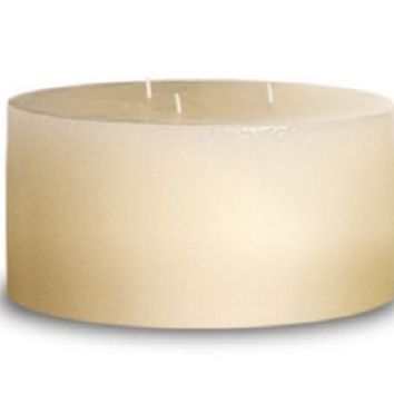 Creative Candles 3 Wick Pillar Candles