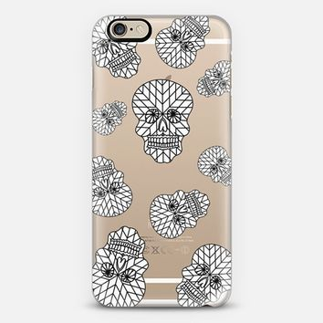 Tossed Sugar Skull iPhone 6s case by BEMdesign | Casetify