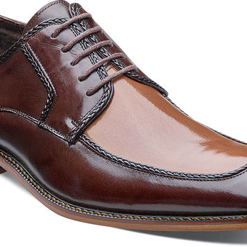 Bramwell Moc Toe Oxford By Stacy Adams