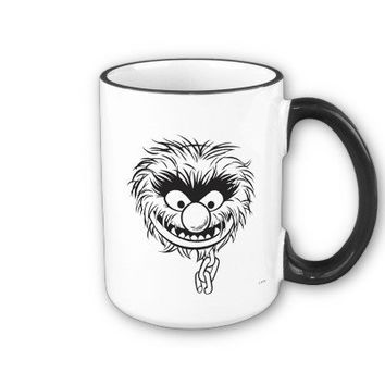 Disney Muppets Animal Sketch Mug from Zazzle.com