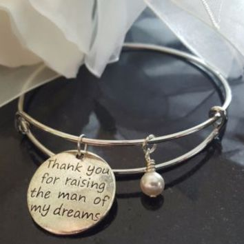Mother Of the Groom - Mother Of The Bride - MIL - MOG - MOB - Hand Stamped