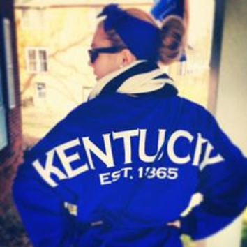 University of Kentucky Spirit Jersey