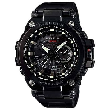 Casio G-Shock Solar Triple-G Atomic - Stainless Steel Case and Bracelet - 200M