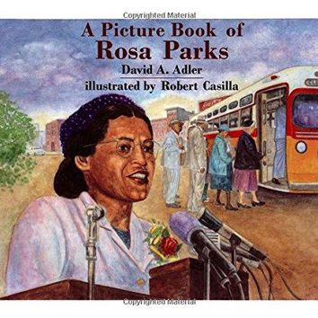 A Picture Book of Rosa Parks Picture Book Biography Reprint