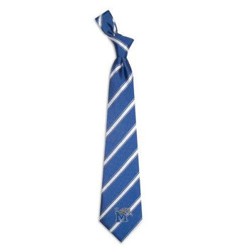 Memphis Tigers NCAA Woven Poly 1 Mens Tie