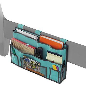 Studio 3B™ Bedside Caddy in Aqua