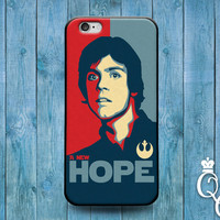iPhone 4 4s 5 5s 5c 6 6s plus iPod Touch 4th 5th 6th Generation Cool Red Blue Famous Movie Hero Hope Quote Custom Phone Cover Cute Fun Case