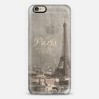 I love Paris 2 transparent case