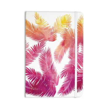"Draper ""Tropic Love"" Pink Abstract Everything Notebook"