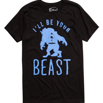 Disney Beauty And The Beast I'll Be Your Beast T-Shirt