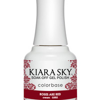 Kiara Sky - Roses are Red 0.5 oz - #G502