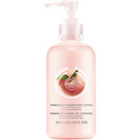 The Body Shop Vineyard Peach Body Lotion Ulta.com - Cosmetics, Fragrance, Salon and Beauty Gifts
