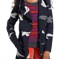 Morning Birds Sweatercoat - Anthropologie.com