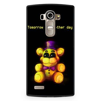 Five Nights At Freddy Fnaf 4 Tomorrow LG G4 Case