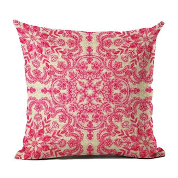 Shop euro throw pillows on wanelo for Housse coussin 60x60