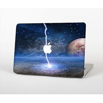 The Energy Planet Discharge Skin Set for the Apple MacBook Pro 13""