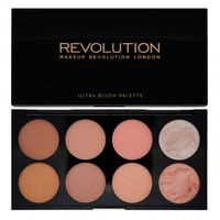 Ultra Blush and Contour Palette-Hot Spice - Face