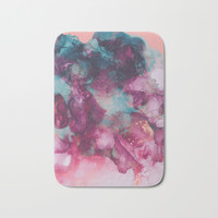Nobody Else Bath Mat by duckyb